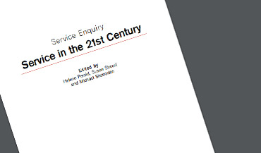 Service Enquiry. Service in the 21st Century